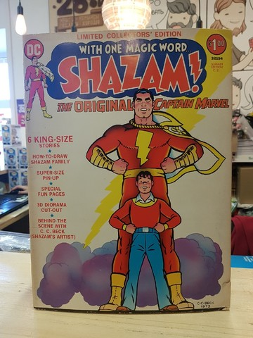 Shazam (Limited Collectors' Edition #C-21)