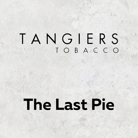 Тangiers (250 гр) The Last Pie (Birquq)
