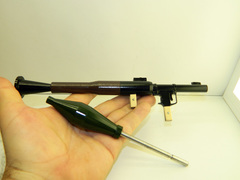 Russian RPG-7 scale model