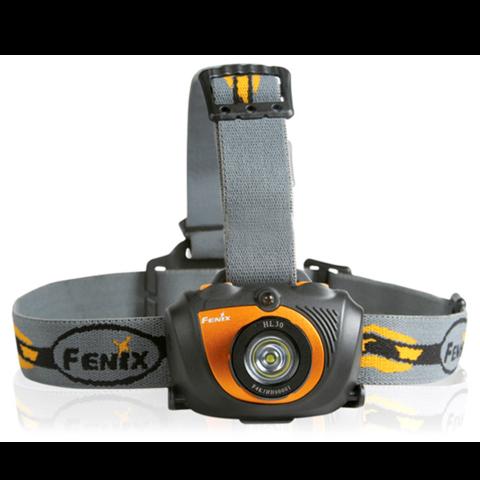 Фонарь светодиодный налобный Fenix HL30 Cree XP-G (R5) (200 лм, 2-АА)