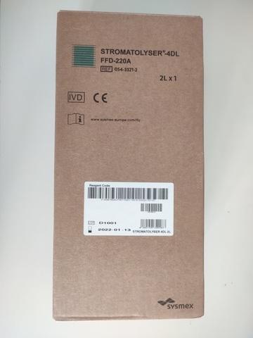 Лизирующий реагент-4DL (2 л) (STROMATOLYSER-4DL (2 l), для KX-21N, XT-4000i, XS-800i, XS-1000i: Япония (Sysmex Corporation) 05433212