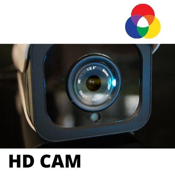 Светочувствительные камеры наблюдения следующего поколения описание