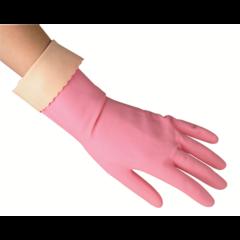 Перчатки хозяйственные, Vileda, для деликатных работ, размер L, 1 пара