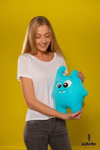 Подушка-игрушка антистресс Gekoko «Мама Монстр»