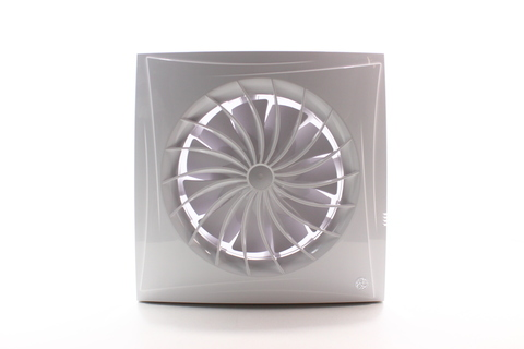 Накладной вентилятор Blauberg Sileo 125 H