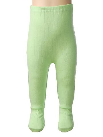 461295-3 ползунки детские, зеленые