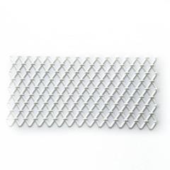 0762 Молд силиконовый. Решетка Ромбы (маленькая)