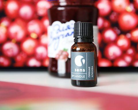 Эфирное масло для аромадиффузора - Пряная клюква
