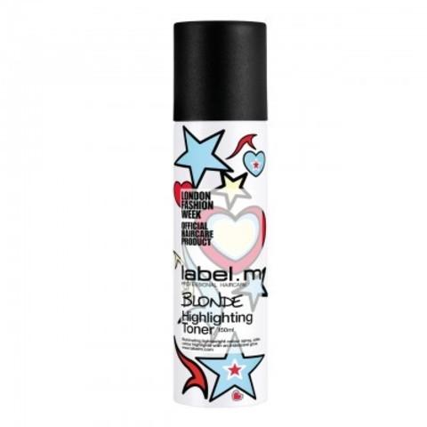 LABEL. M Complete: Тонирующий блеск-cпрей для волос