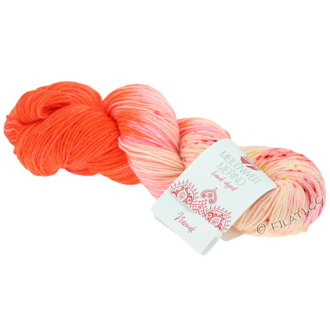 Lana Grossa Meilenweit Merino 100 Hand Dyed 004