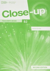 Close-Up Second Edition B2 Teacher's Book with Online Teacher's Zone & Audio and Video Discs