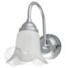 Светильник настенный керамика Migliore Mirella ML.MRL-LP9M H20xL20cm IP 54
