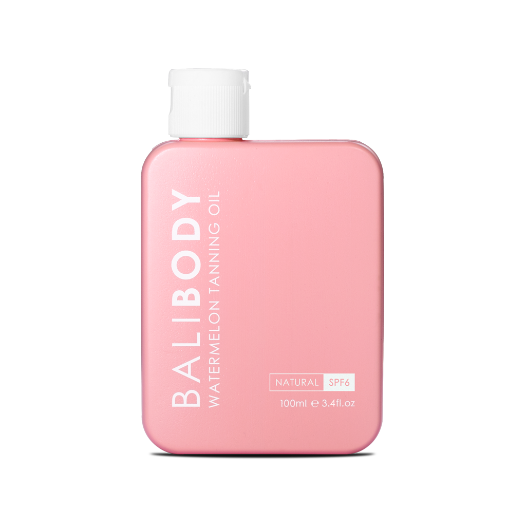 Масло для загара BaliBody Watermelon Tanning Oil SPF 6 100 мл