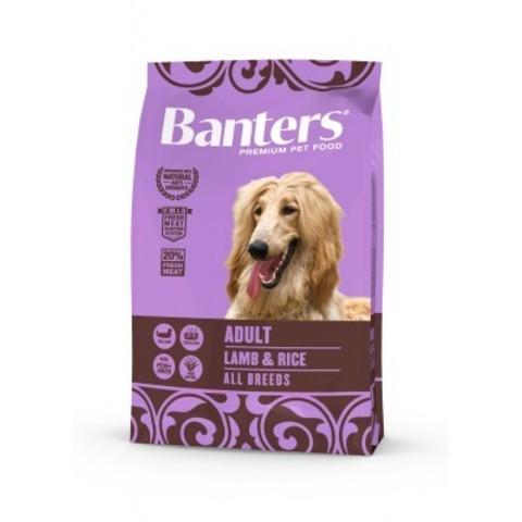 Banters Adult Lamb&rice - 3 кг