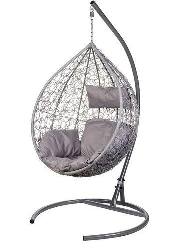 Подвесное кресло в виде капли