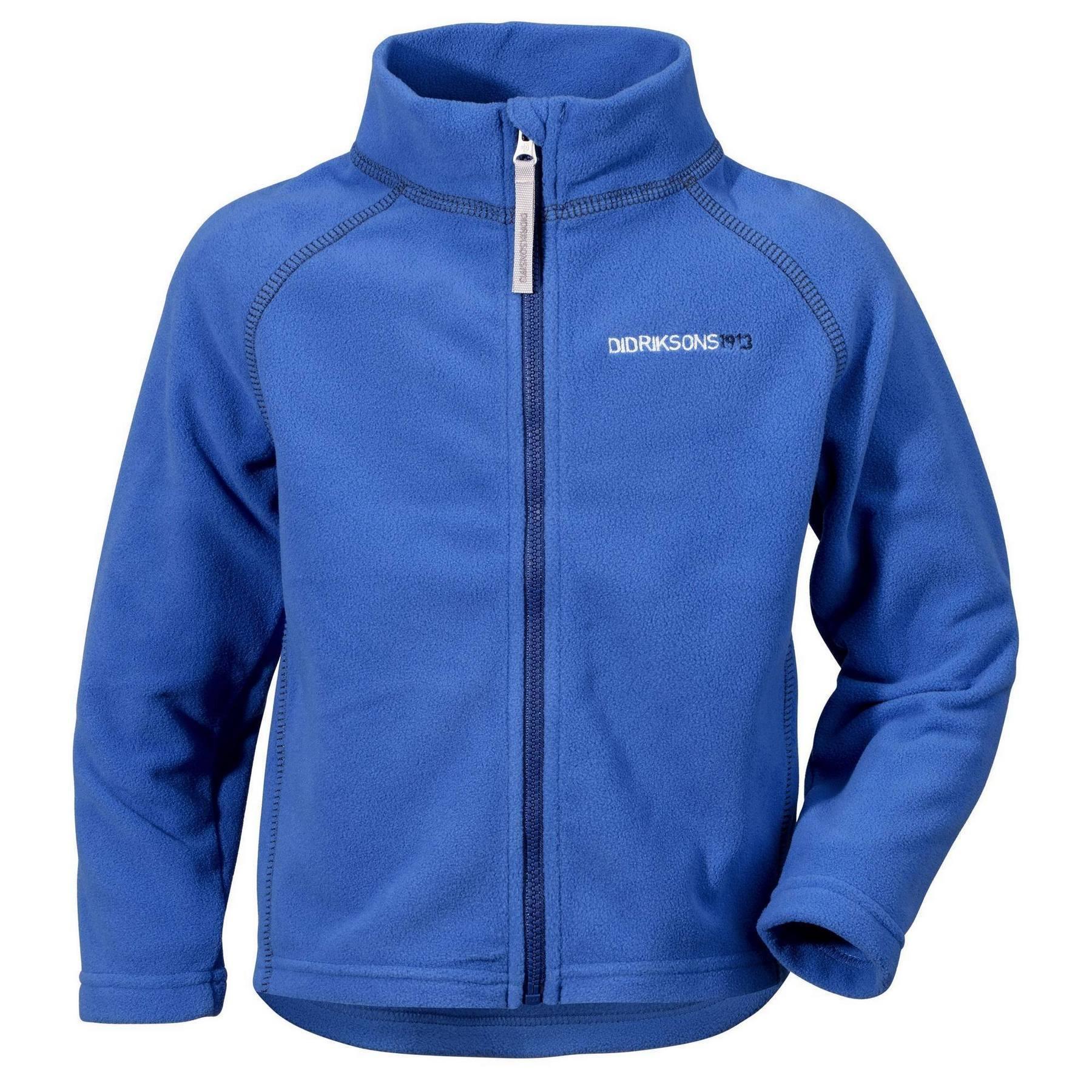 Куртка для детей Didriksons Monte kids - Indigo Blue (лазурный)