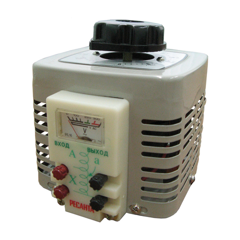 Автотрансформатор РЕСАНТА (ЛАТР) TDGC2-10k