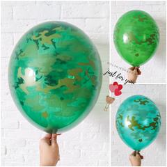 Камуфляжные шарики