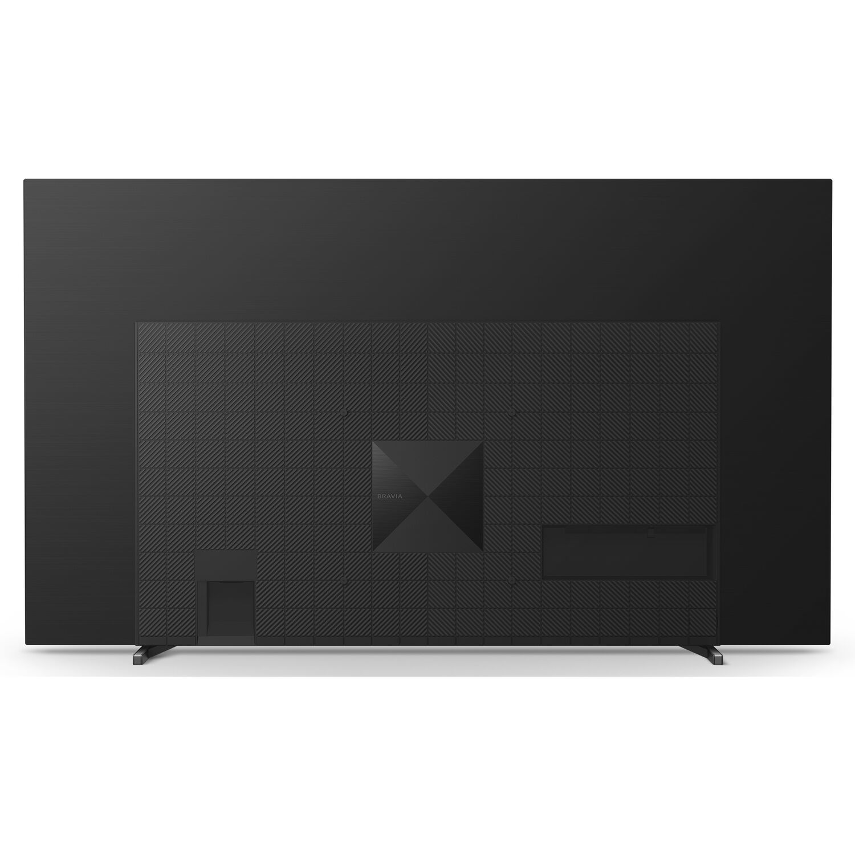 OLED телевизор Sony XR65A80J сзади