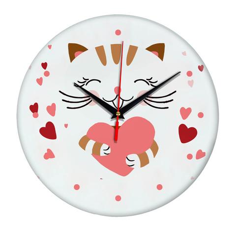 Сувенир и подарок часы cats0096