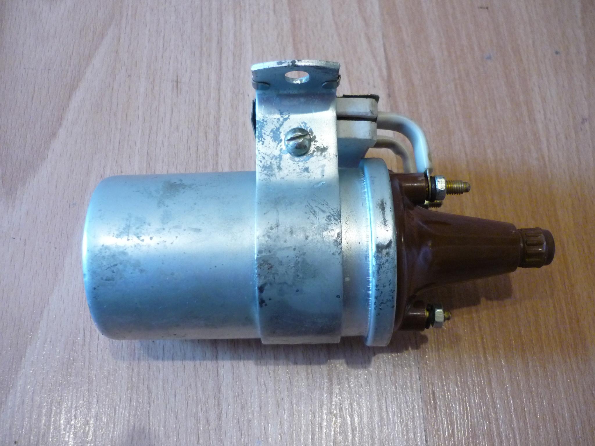 Катушка зажигания Б-115