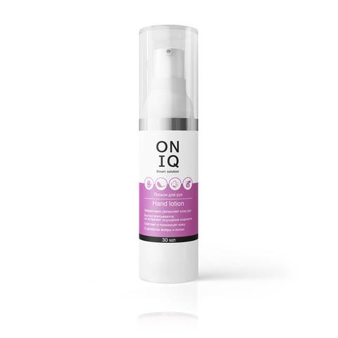 OCH-015 Лосьон для рук с ароматом амбры и лилии, 30 мл