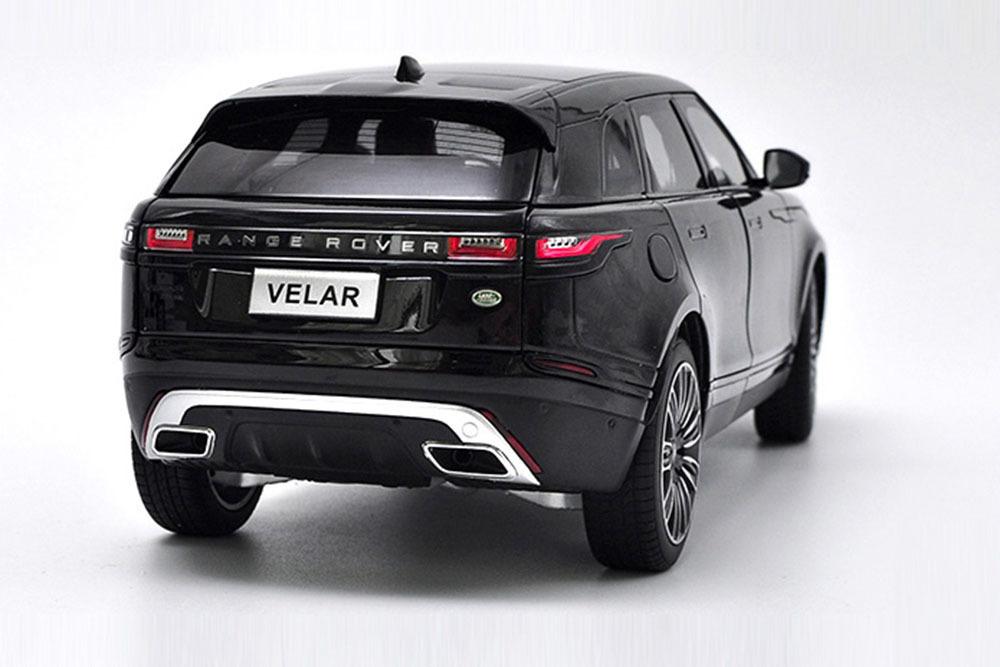 Коллекционная модель RANGE ROVER VELAR 2019 BLACK