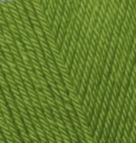 Diva 210 зеленый Alize