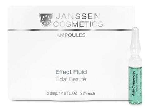 Антикупероз (куперозная кожа)Janssen Аnti-Couperose,3 амп.х2мл.