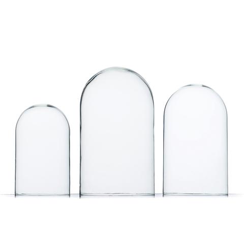 Колба стеклянная Mini(без подставки), 12.5*20см (15см)
