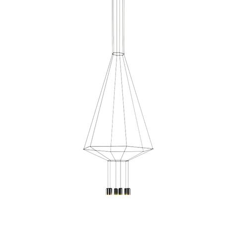 Подвесной светильник копия Wireflow 0305 by Vibia