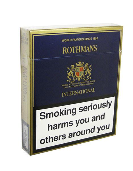 ротманс интернешнл сигареты купить в москве