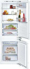 Встраиваемый двухкамерный холодильник Neff KI8865D20R фото