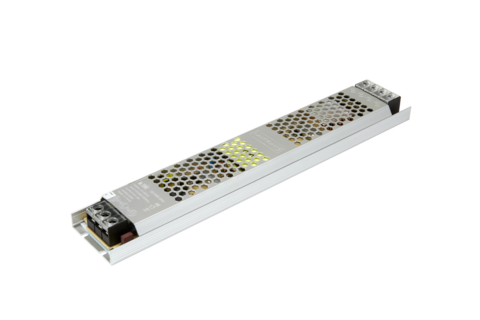 Ультратонкий блок питания в металлическом корпусе, IP20, 300W, 12V 300 Вт