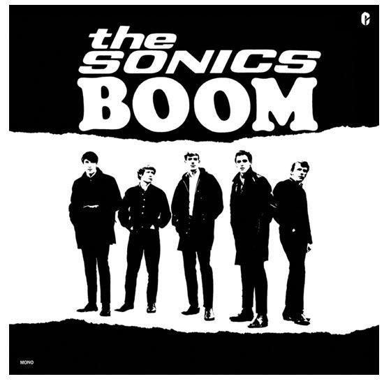 SONICS, THE : Boom