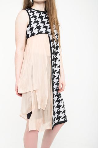 Платье-топ двухстороннее
