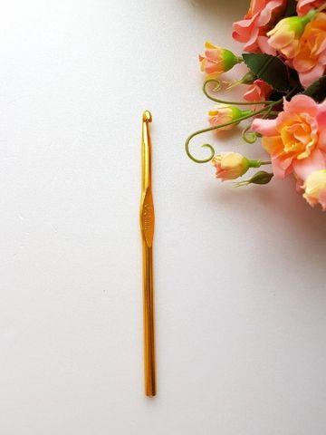 Крючок для вязания 3 мм. (металл)