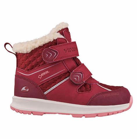 Ботинки Viking Sophie GTX Dk.Red/Pink