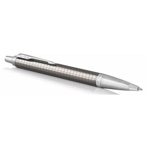 Шариковая ручка Parker IM Premium K322 Dark Espresso CT Mblue (1931683)