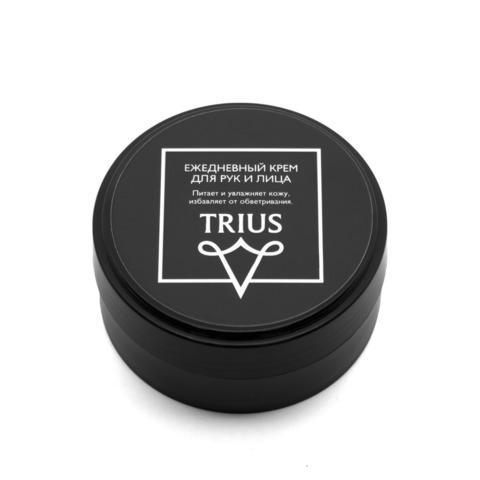 Ежедневный крем для рук и лица 50ml Trius