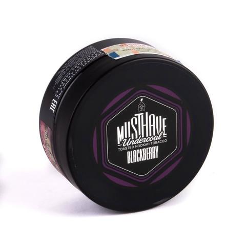 Табак MustHave Blackberry 125 г