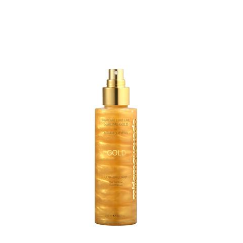 Золотой спрей-лосьон для ультра блеска волос / Miriamquevedo Ultrabrilliant The Sublime Gold Lotion