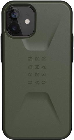 Чехол Uag Civilian для iPhone 12 mini 5.4