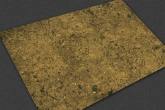 Игровое покрытие Hagland 120x180 см