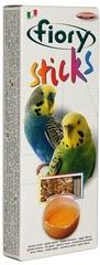 Палочки для попугаев FIORY Sticks, с яйцом