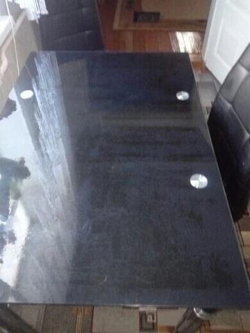 Прозрачная накладка на обеденный стол ширина 90 см длина до 250см