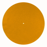 Слипмат Для Проигрывателя Виниловых Пластинок (Pro-Ject Felt Mat - Orange)