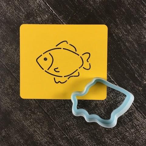 Рыбка №4