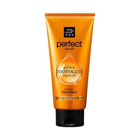 Питательная маска для волос Mise En Scene Perfect Serum Treatment Pack