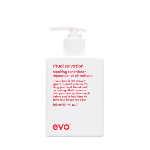 EVO Кондиционер для окрашенных волос [спасение и блаженство] Ritual Salvation Repairing Conditioner